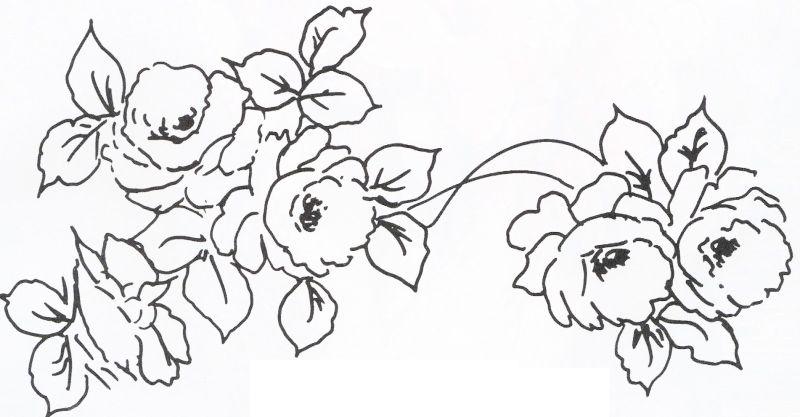 Desenhos Para Colorir Flores Tumblr Flores Imagenes