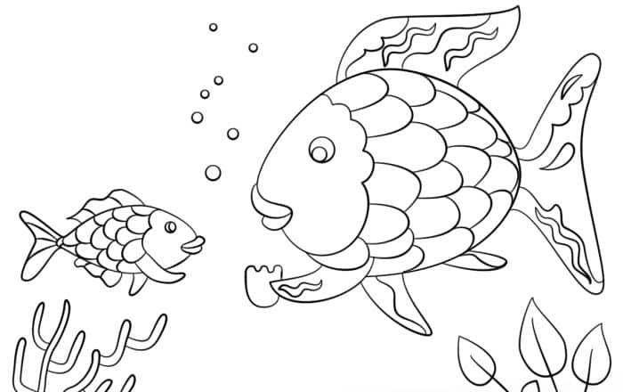 Desenhos Para Colorir De Peixe Desenhos T Colorir