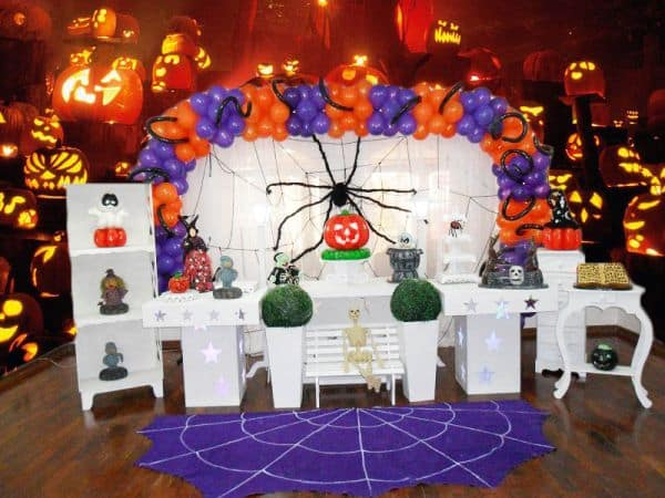 Decoracao De Festa Infantil Tema Halloween.Decoracao Halloween Simples 30 Ideias Passo A Passo Artesanato