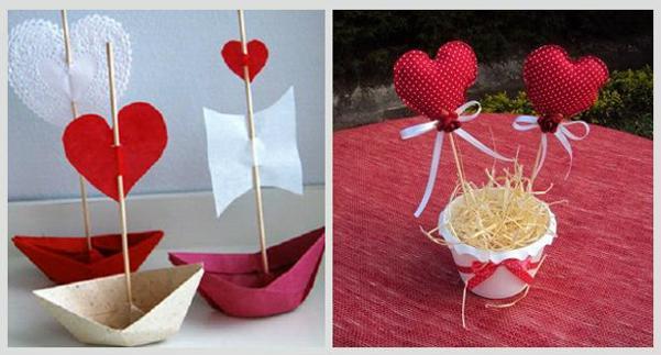 decoração para mesa simples