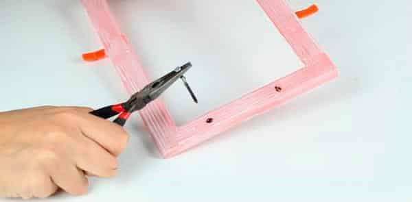 passo 1 para fazer bandeja espelhada