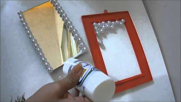 passo a passo para fazer bandeja espelhada de doces
