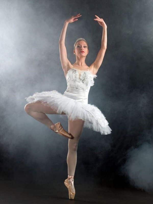 Bailarina Dança