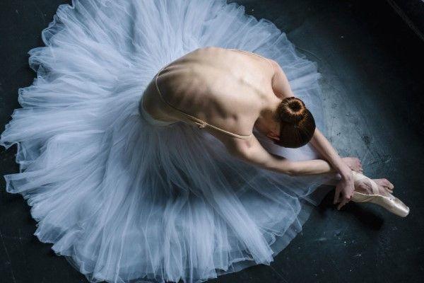 Bailarina de cima