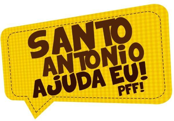 Plaquinha santo Antonio