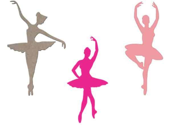 bailarinas dançantes