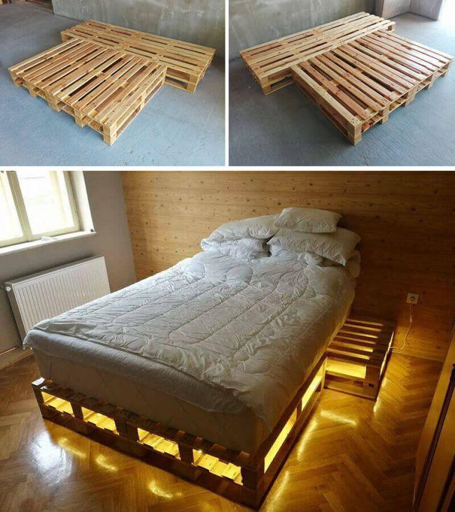 como fazer cama