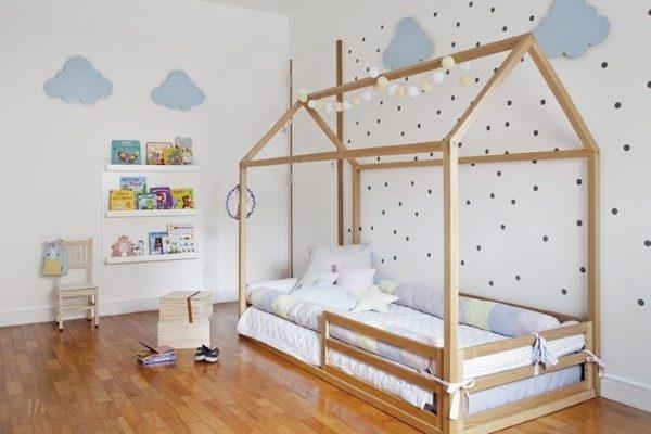 cama-montessoriana simples