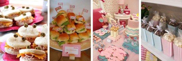 comida-festa-pijama faceis de fazer