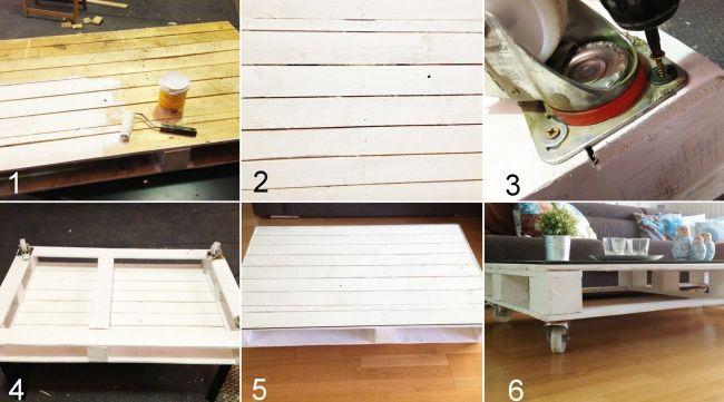 como fazer mesa