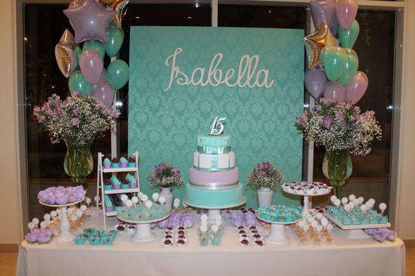 Inspiração de decoração para festa de 15 anos