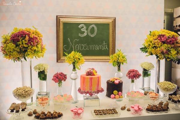 ideia para decorar festa de adulto