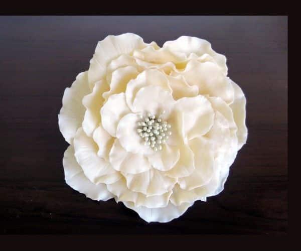 grande-flor de biscuit