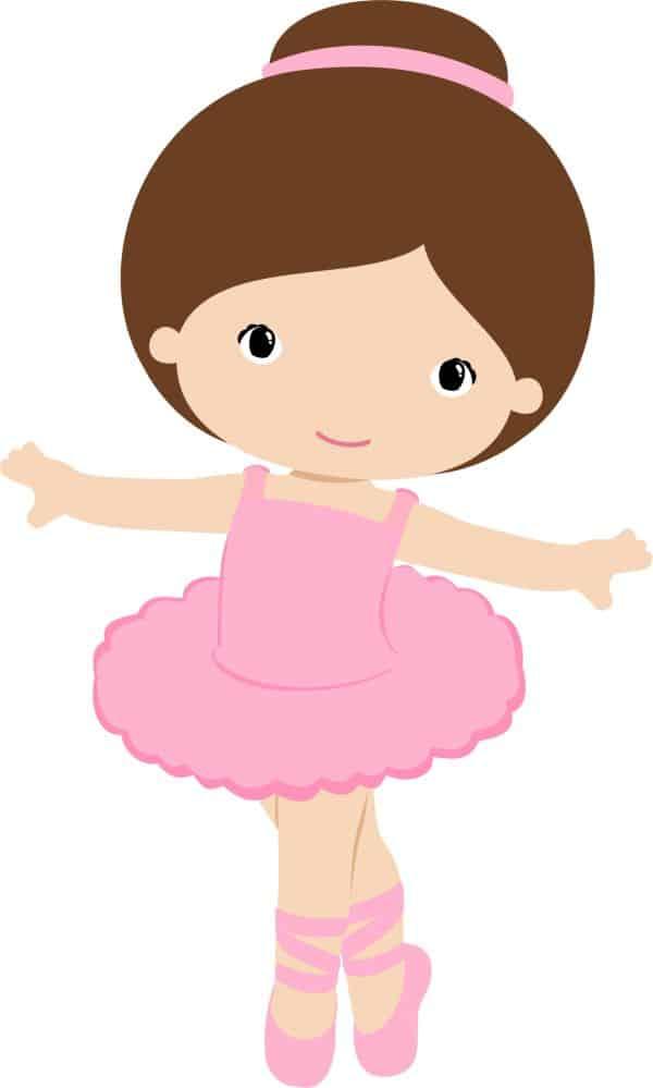 menininha bailarina
