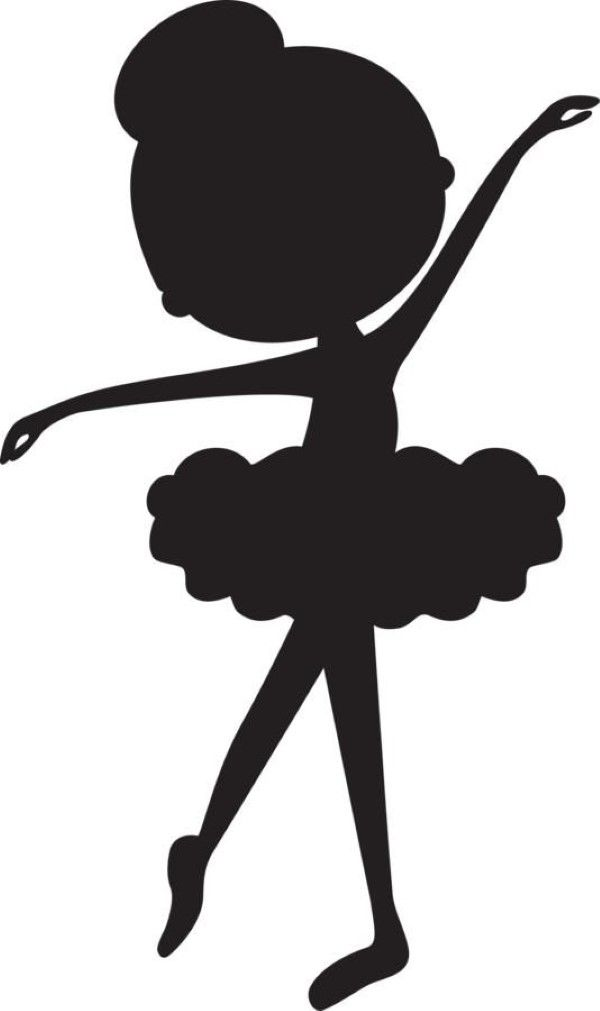 molde bailarina