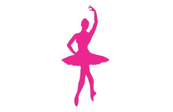 molde bailarina Rosa
