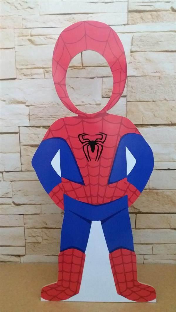 Painel do Homem Aranha