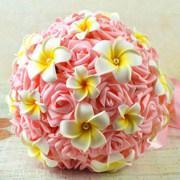 topiaria de flores de biscuit