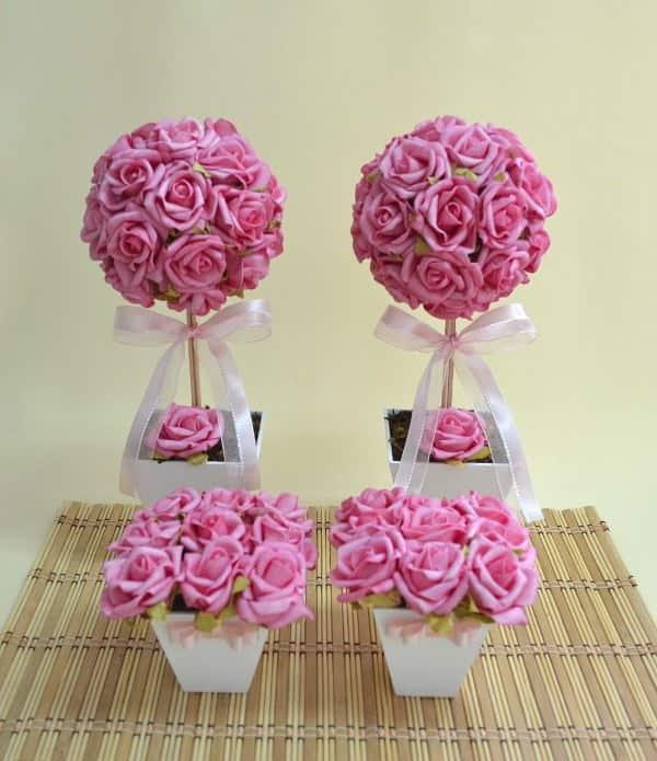 kit-topiaria-rosa-enfeites-de-mesa