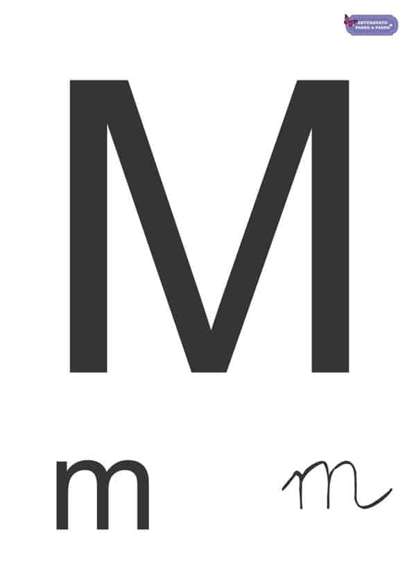 Alfabeto Completo Para Imprimir Maiuscula E Minuscula