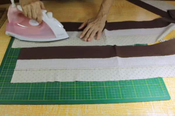 Colcha Patchwork passo a passo 2