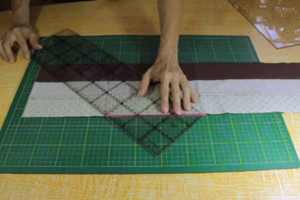 Colcha Patchwork passo a passo 4
