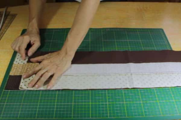 Colcha Patchwork passo a passo 3