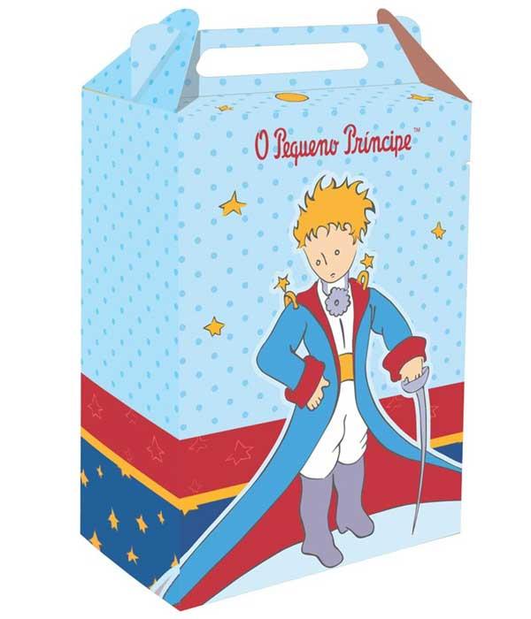 Lembrancinhas do pequeno príncipe sacola surpresa