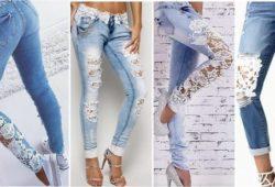 calças jeans customizadas ideias
