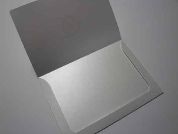 envelope de convite de casamento