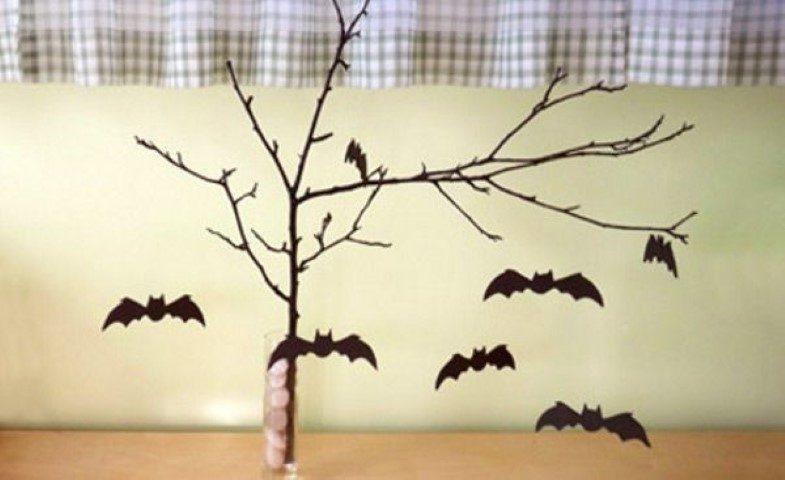 morcego árvore