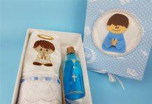 lembrança para padrinhos de batismo