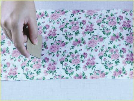 Caixinha de Papelão decorada Passo a Passo 10