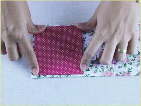 Caixinha de Papelão decorada Passo a Passo 26