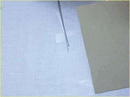 Caixinha de Papelão decorada Passo a Passo 3