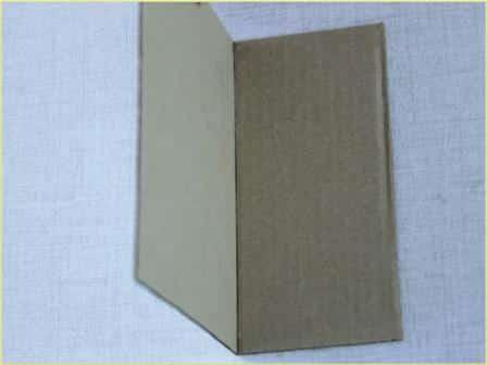 Caixinha de Papelão decorada Passo a Passo 4