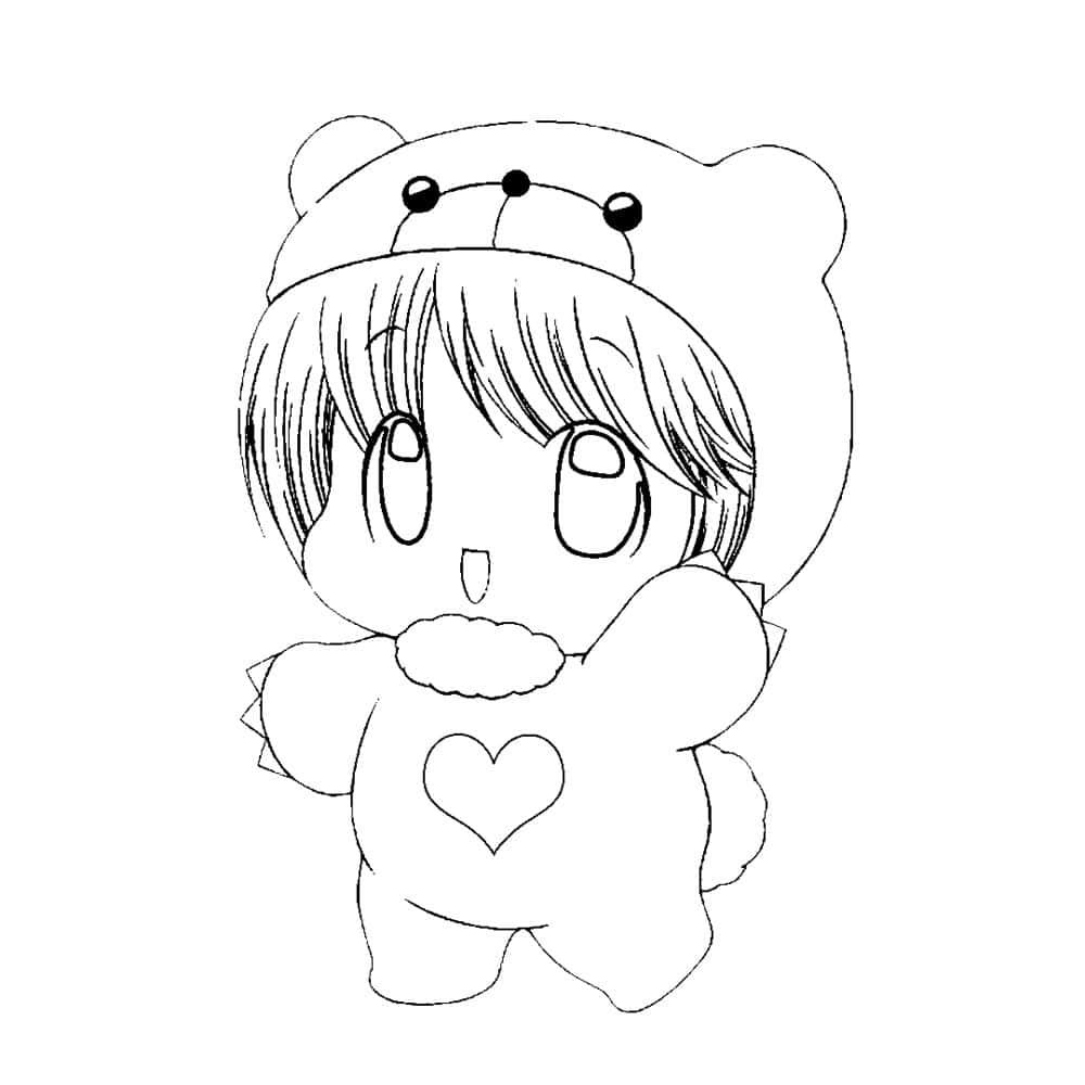 kawaii para desenhar