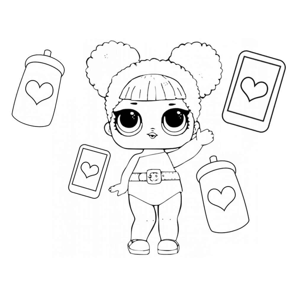 desenhos kawaii de escola