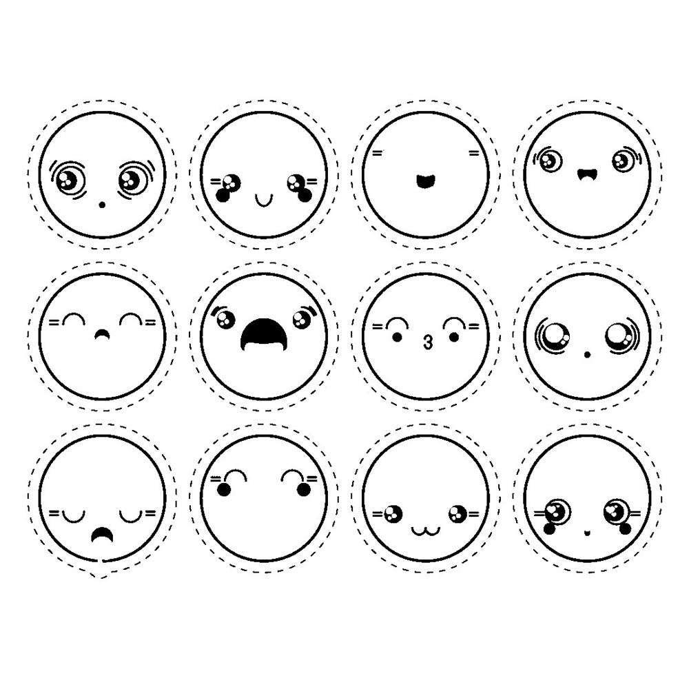 kawaii emojis