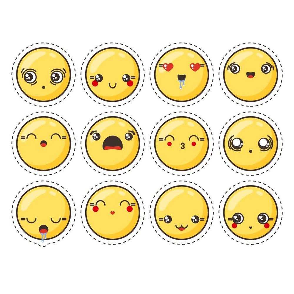emoji kawaii