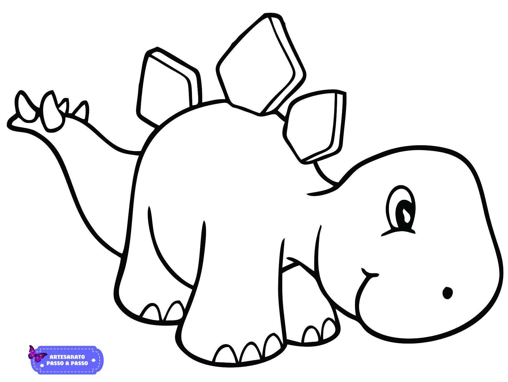 Desenhos Para Pintar: Desenhos Para Pintar E Imprimir Infantil