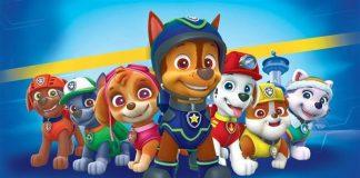 desenho patrulha canina