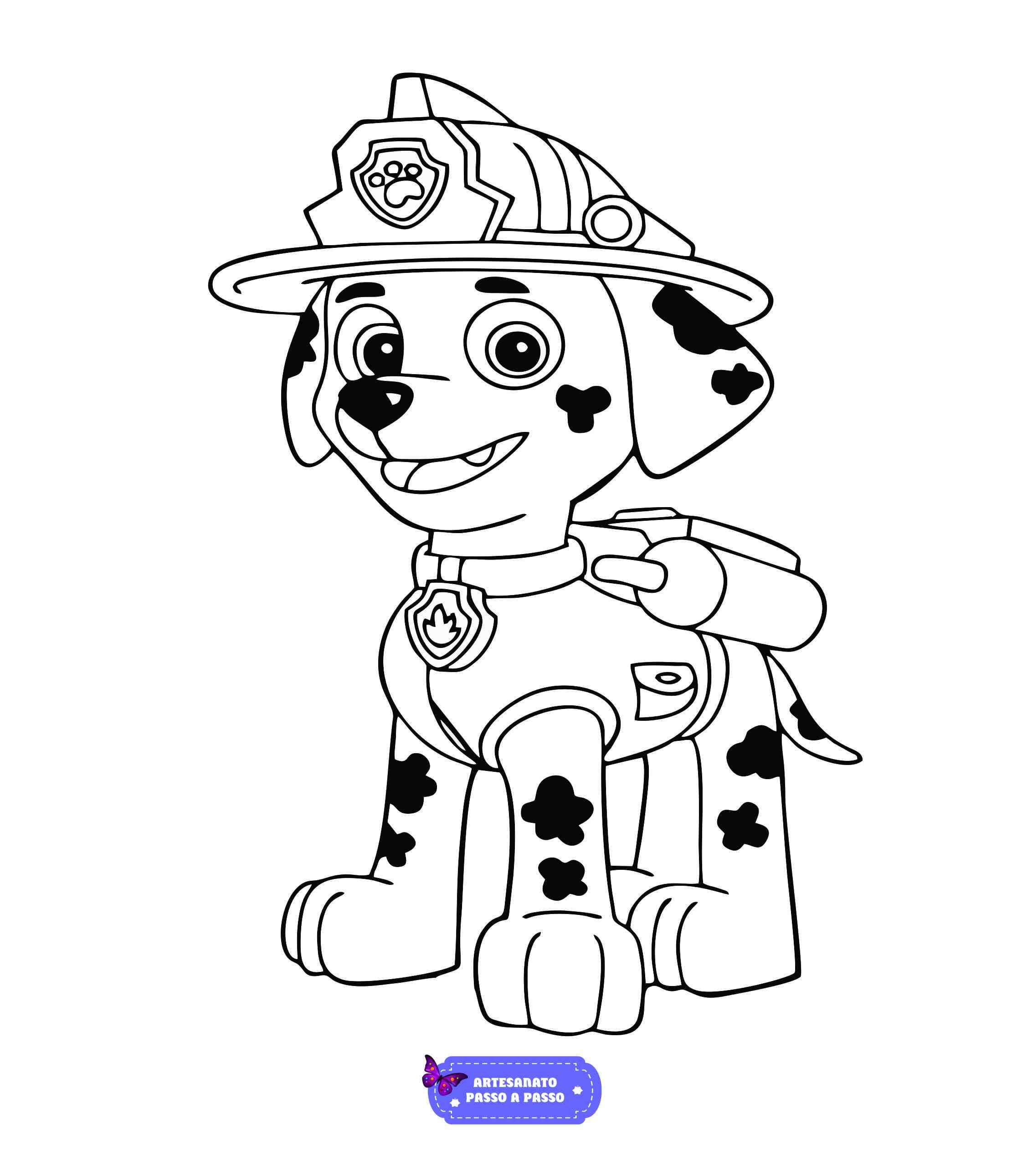 patrulha-canina-colorir-marshall