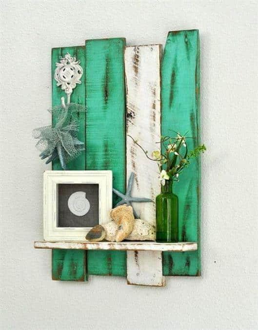 artesanato em madeira para parede