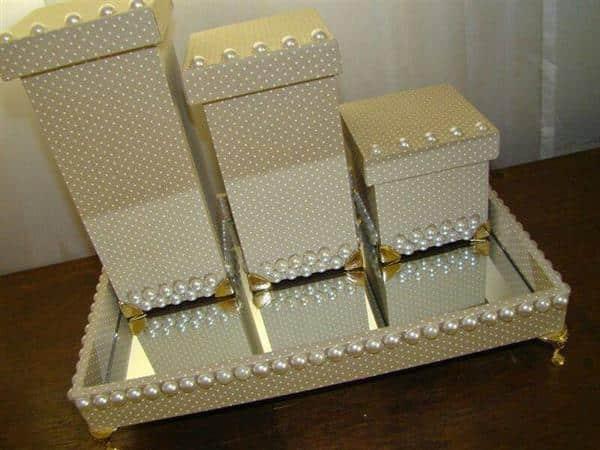 Artesanato-em-Mdf-caixas-com-perolas