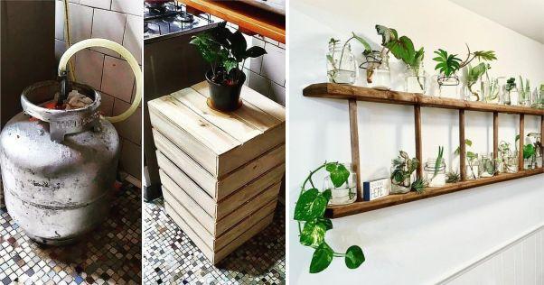 arte com madeira para decorar