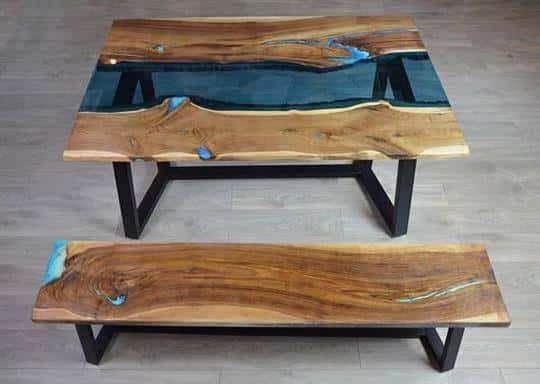 mesa-resinada-em-madeira