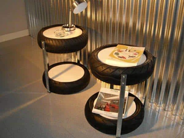 moveis de pneu