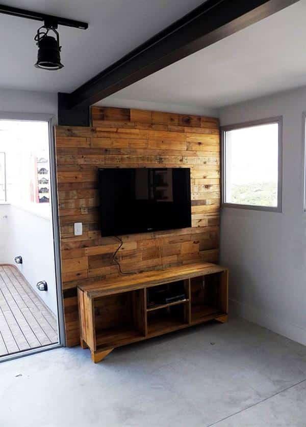 painel-de-pallet-para tv