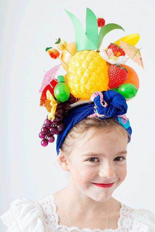 tiara infantil de carnaval